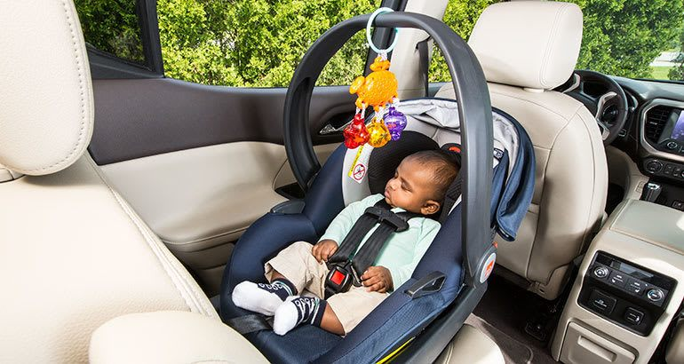 The Ultimate Car Seat Guide in Spanish! | Prevention Works