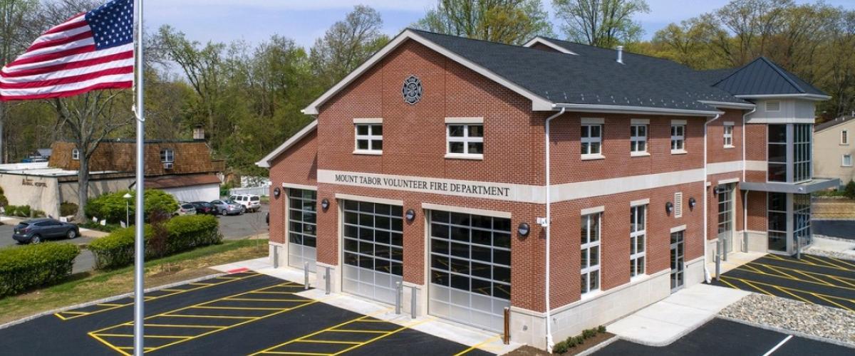 Mt Tabor Volunteer Fire Department