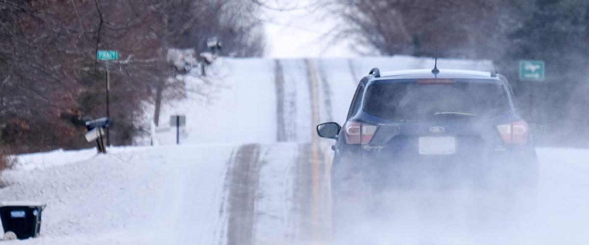 At Home or on the Road, Here's Your Cold Weather Safety Checklist