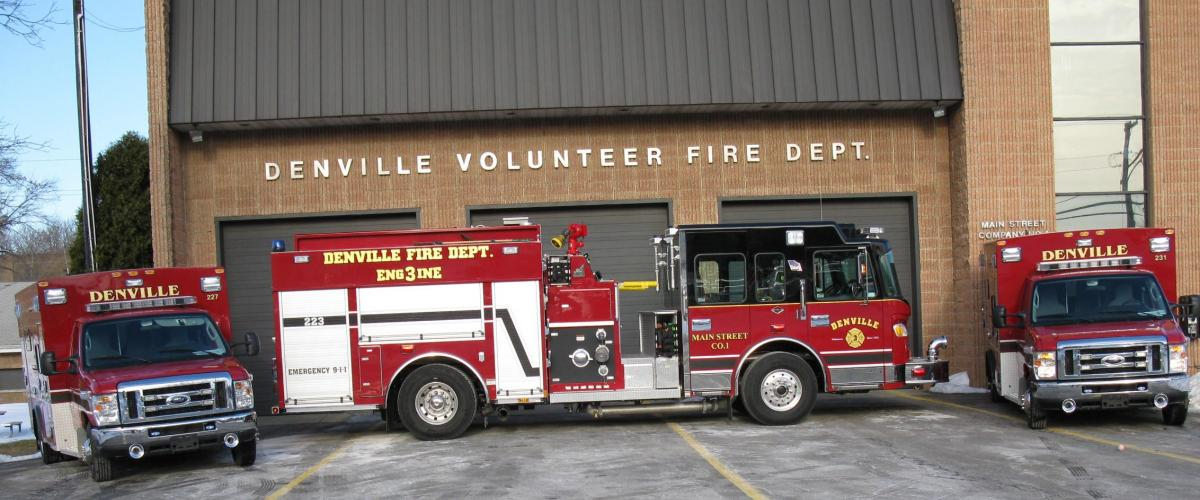 New CPS Station in Denville