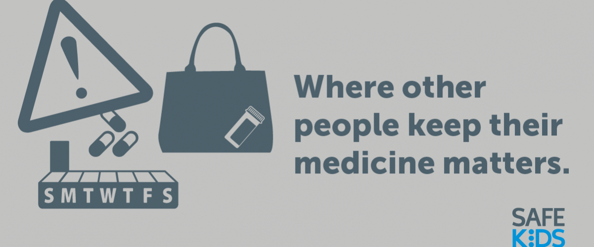Where Medicine is Stored vs. Where Medicine is Kept