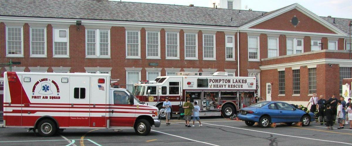 Car Seat Inspection, Pompton Lakes, NJ