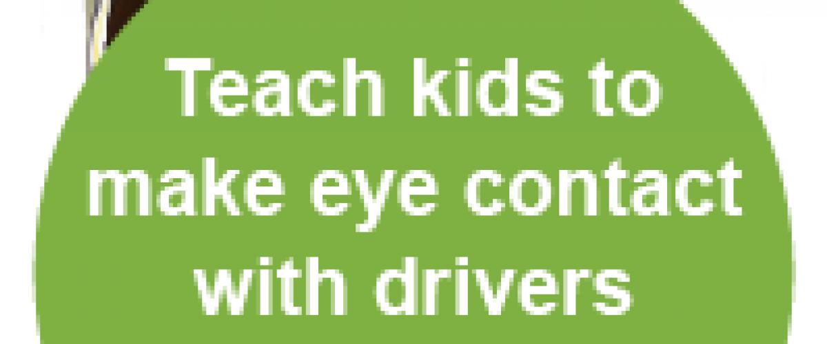 Pedestrian Safety-Heads Up, Phone Down