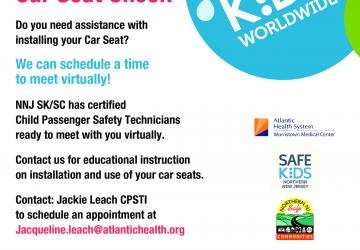 How to Schedule a Virtual Car Seat Check