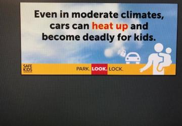 Hot Cars Can Quickly Become Deadly for Children