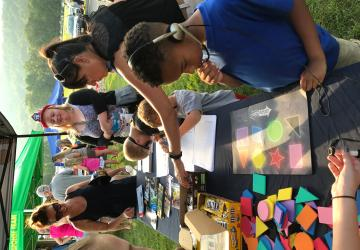 National Night Out in Warren County