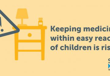 Keep Medications Out of Reach of Children